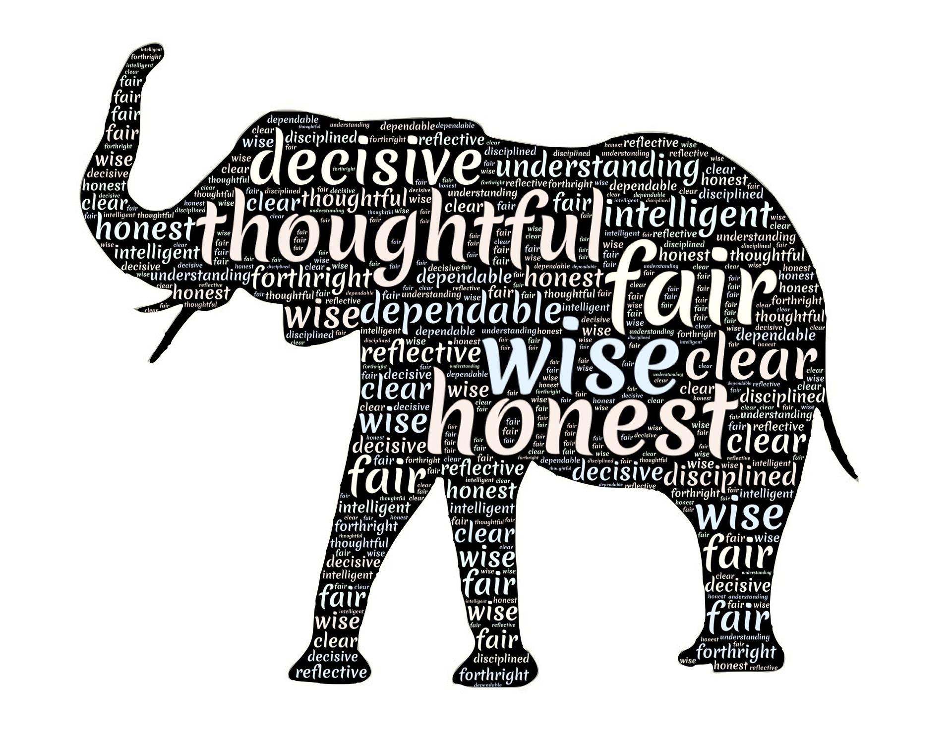 Totemdier Ubuntopia olifant