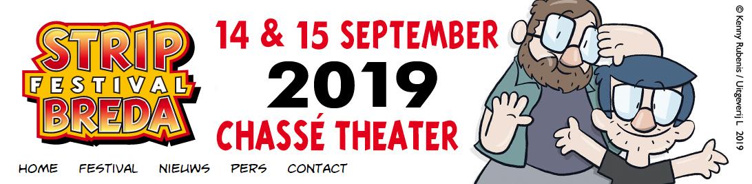 Stripfestival Breda optreden Ubuntopia Balla