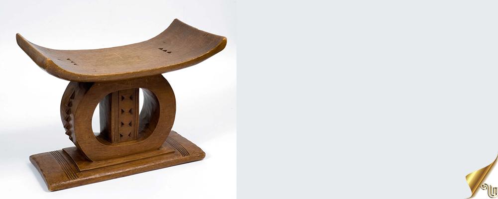 ashanti stool